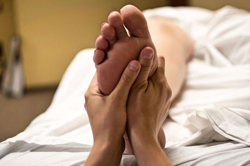 Foot massage | Fourways Health Centre